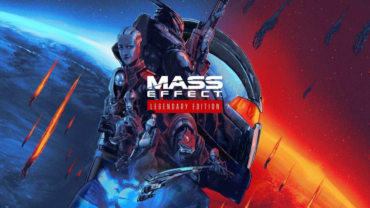 Mass Effect Legendary AR Steam Gift
