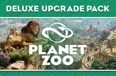 Planet Zoo Deluxe Upgrade Pack RU Steam Gift
