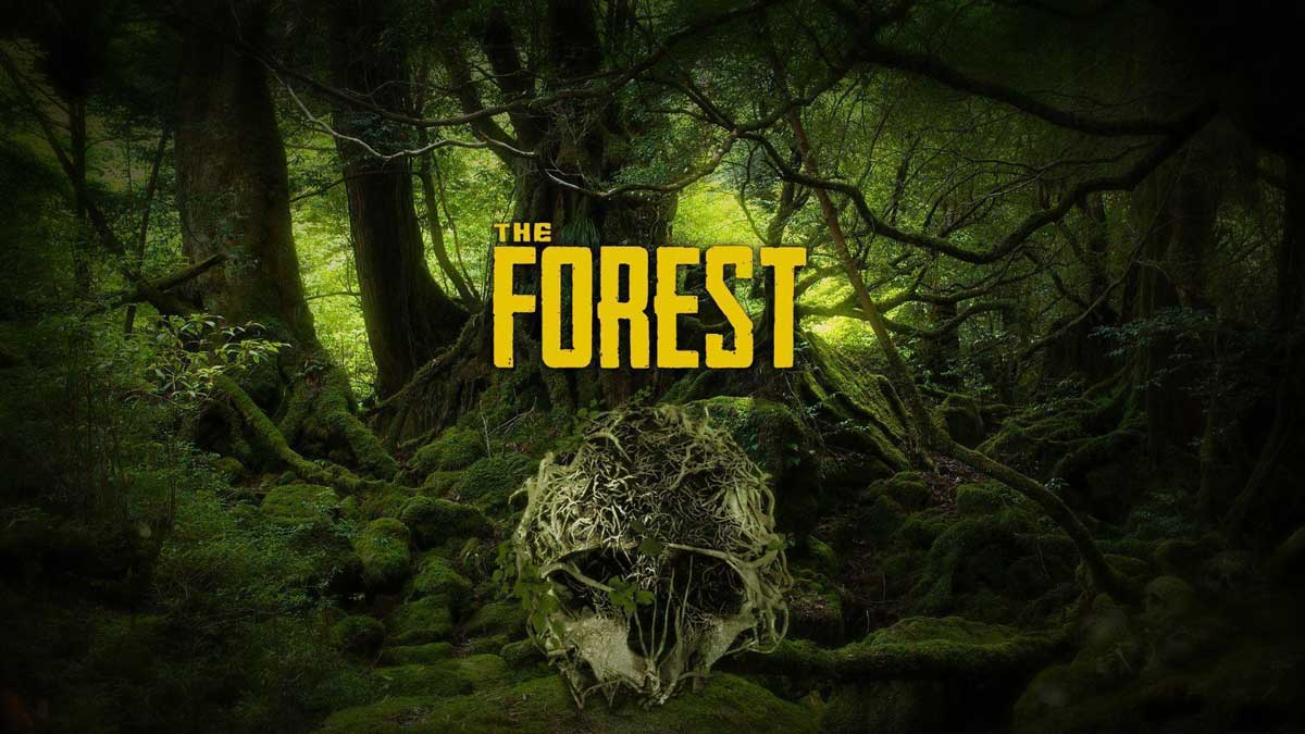 The Forest AR Steam Gift