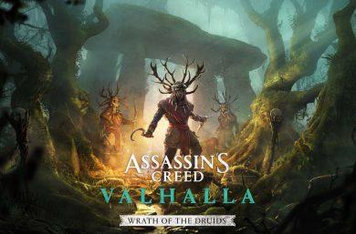 AC Valhalla Wrath of the Druids RU Epic Games Direct