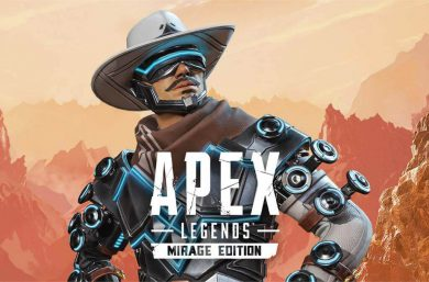Apex Legends - Mirage AR Steam Gift