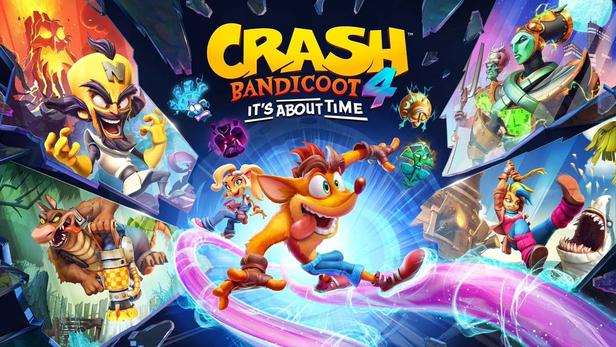 Crash Bandicoot 4 RU Battle.net Direct