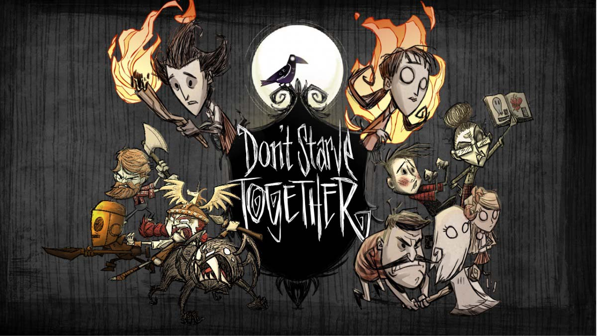 Don't Starve Together AR Steam Gift