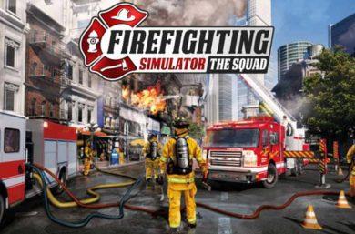 Firefighting Simulator - The Squad AR Steam Gift