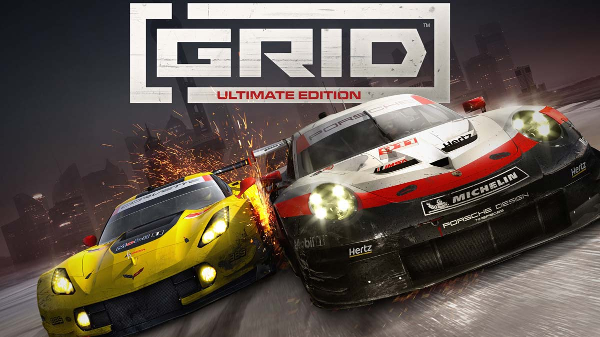 GRID ULTIMATE AR Steam Gift