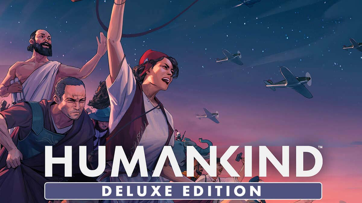 HUMANKIND Deluxe AR Steam Gift