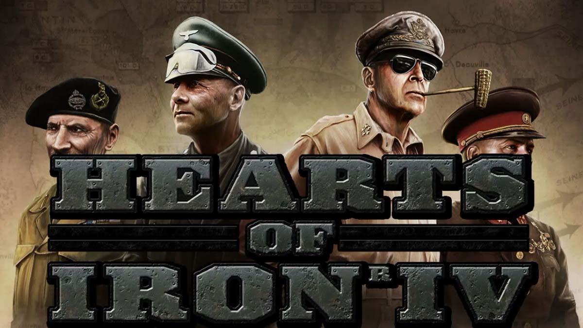 Hearts of Iron IV RU Steam Gift
