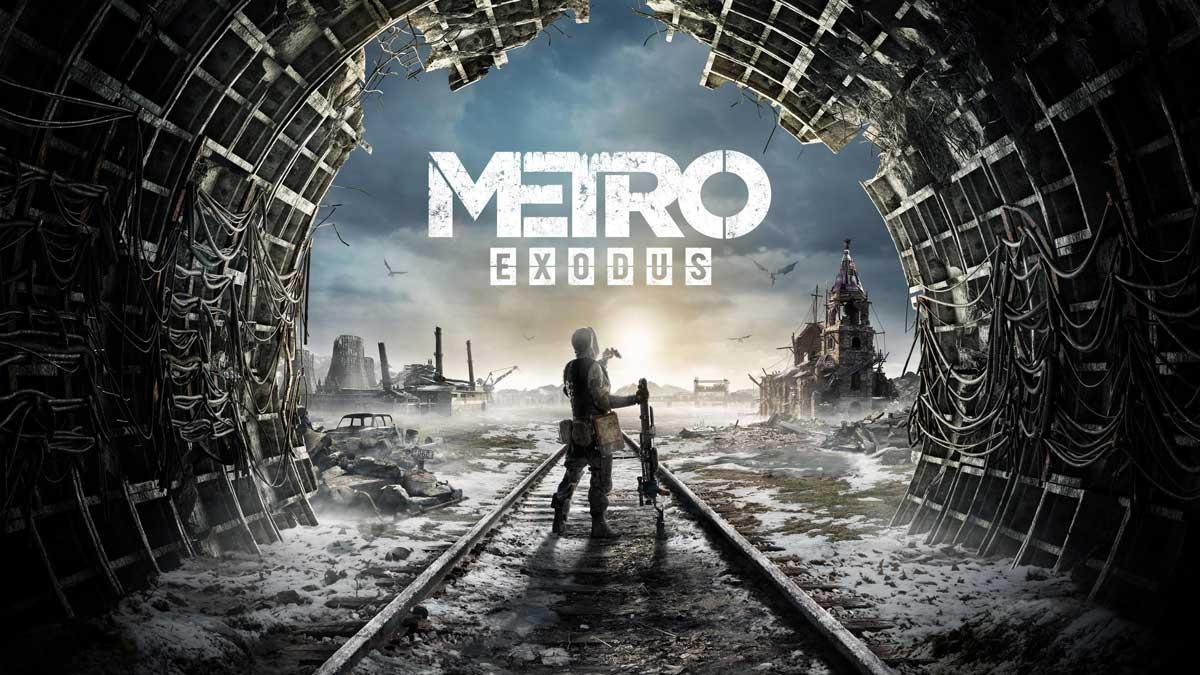 Metro Exodus RU Steam Gift