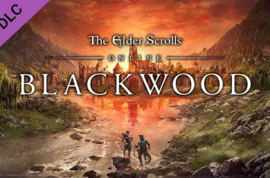 The Elder Scrolls Online - Blackwood Upgrade AR Steam Gift