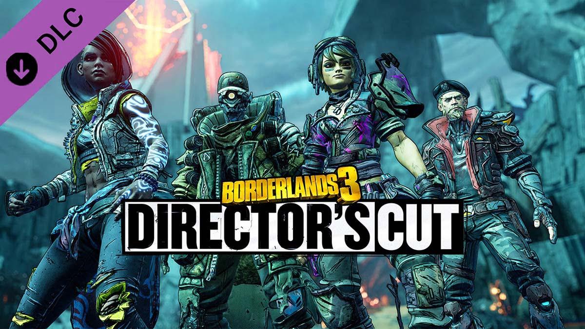 Borderlands 3 Director's Cut AR Steam Gift