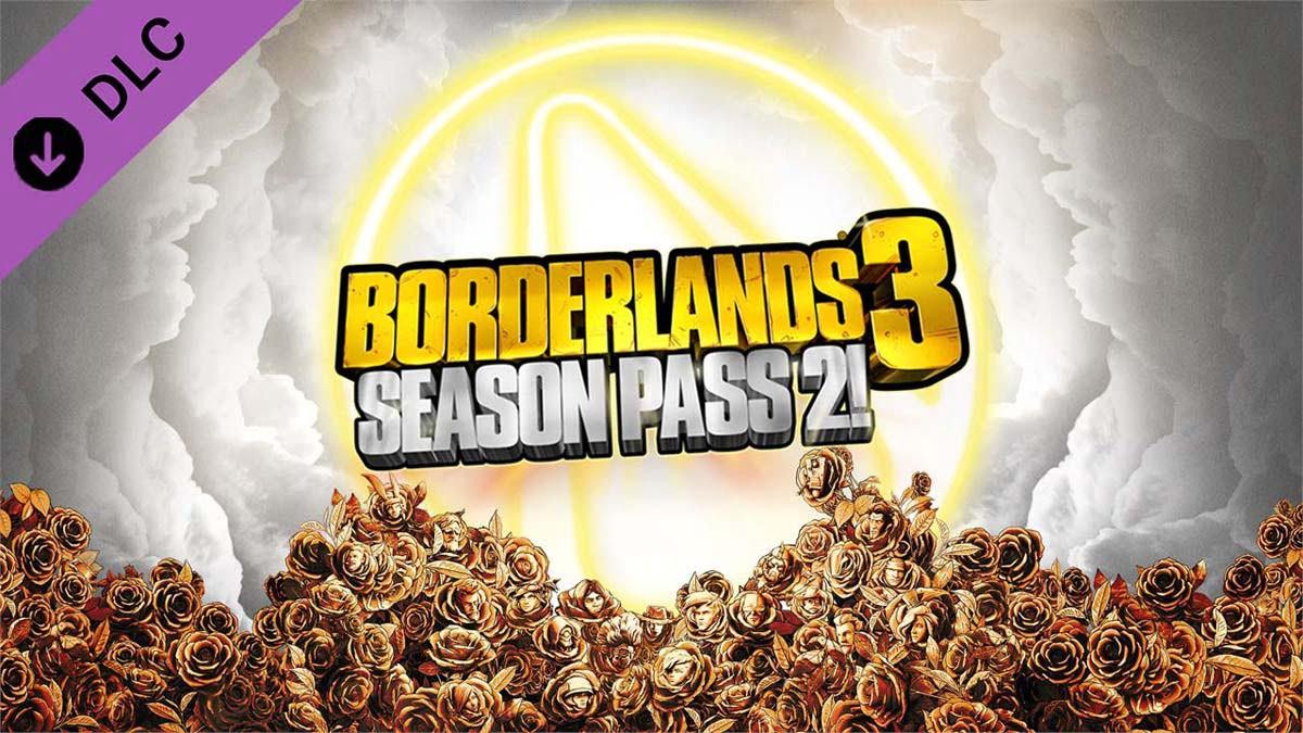Borderlands 3 Season Pass 2 IN Steam Gift