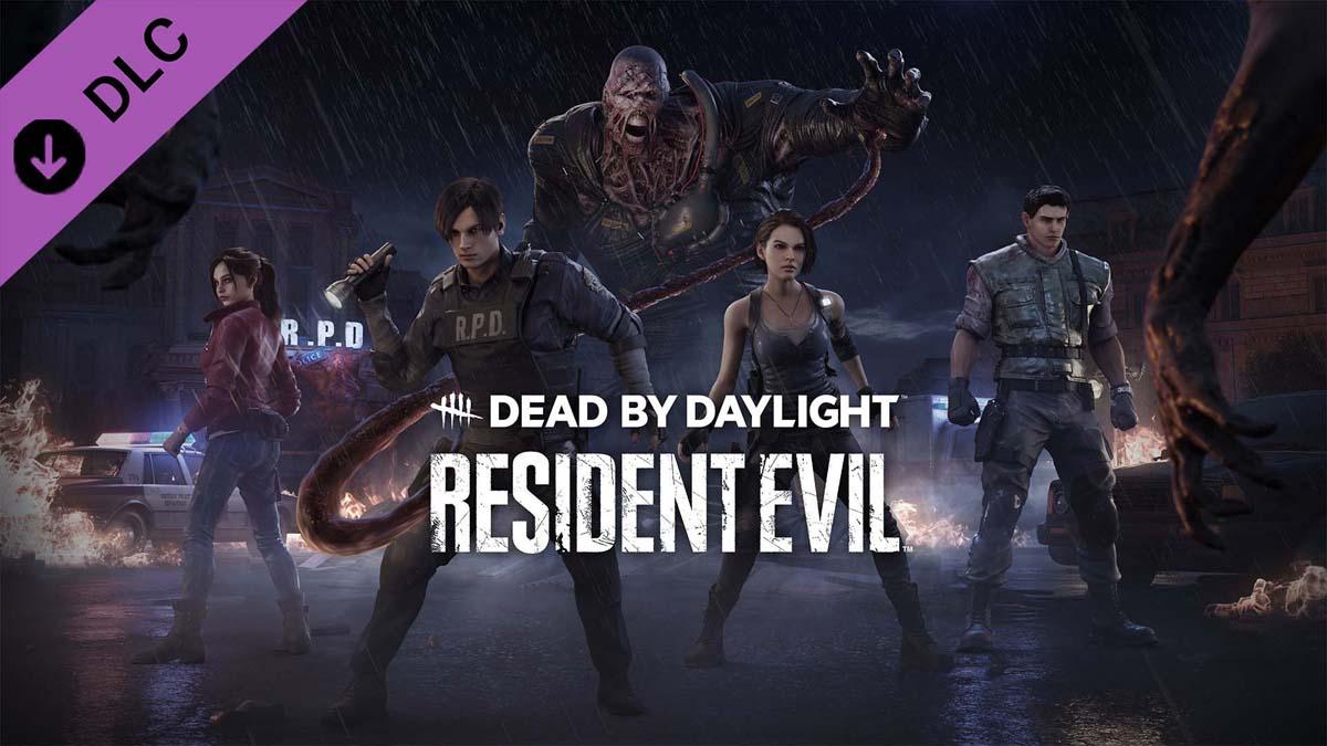 DBD Resident Evil AR Steam Gift