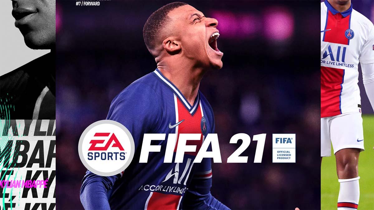 FIFA 21 AR Steam Gift