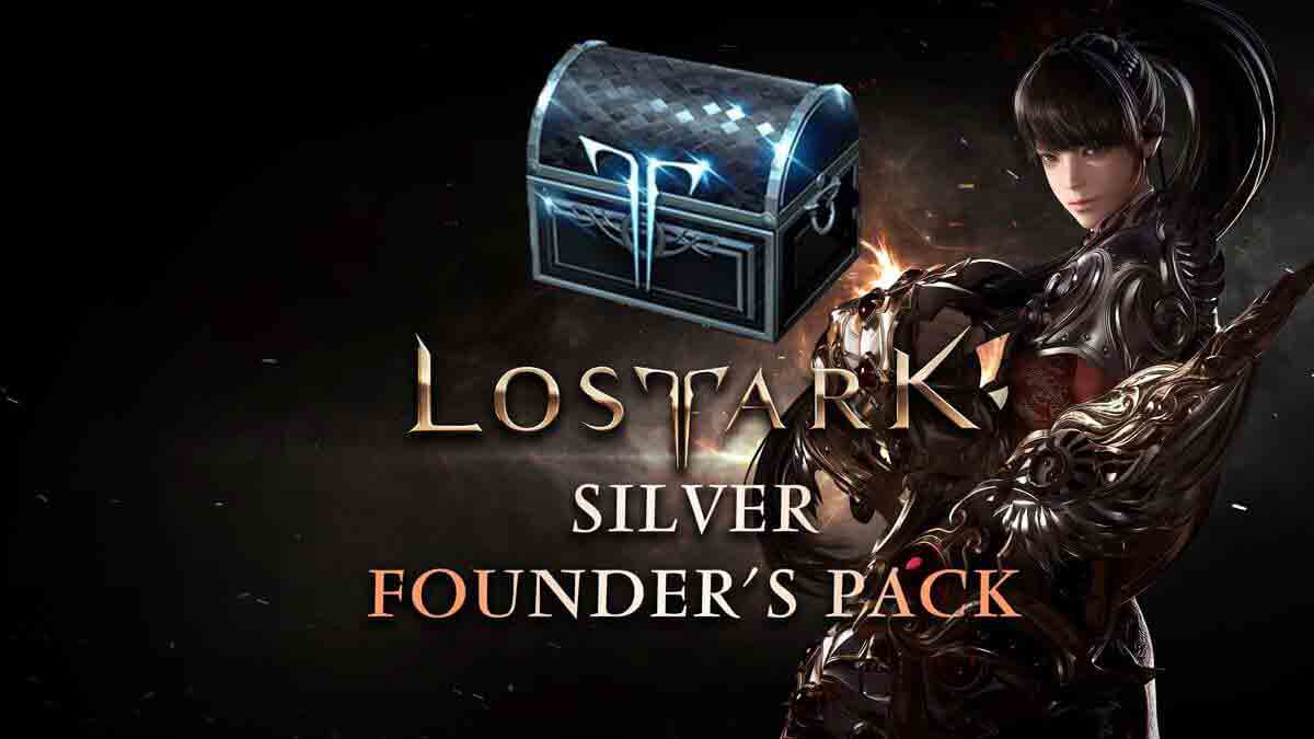 Lost Ark Silver Founder's Pack TR Steam Gift