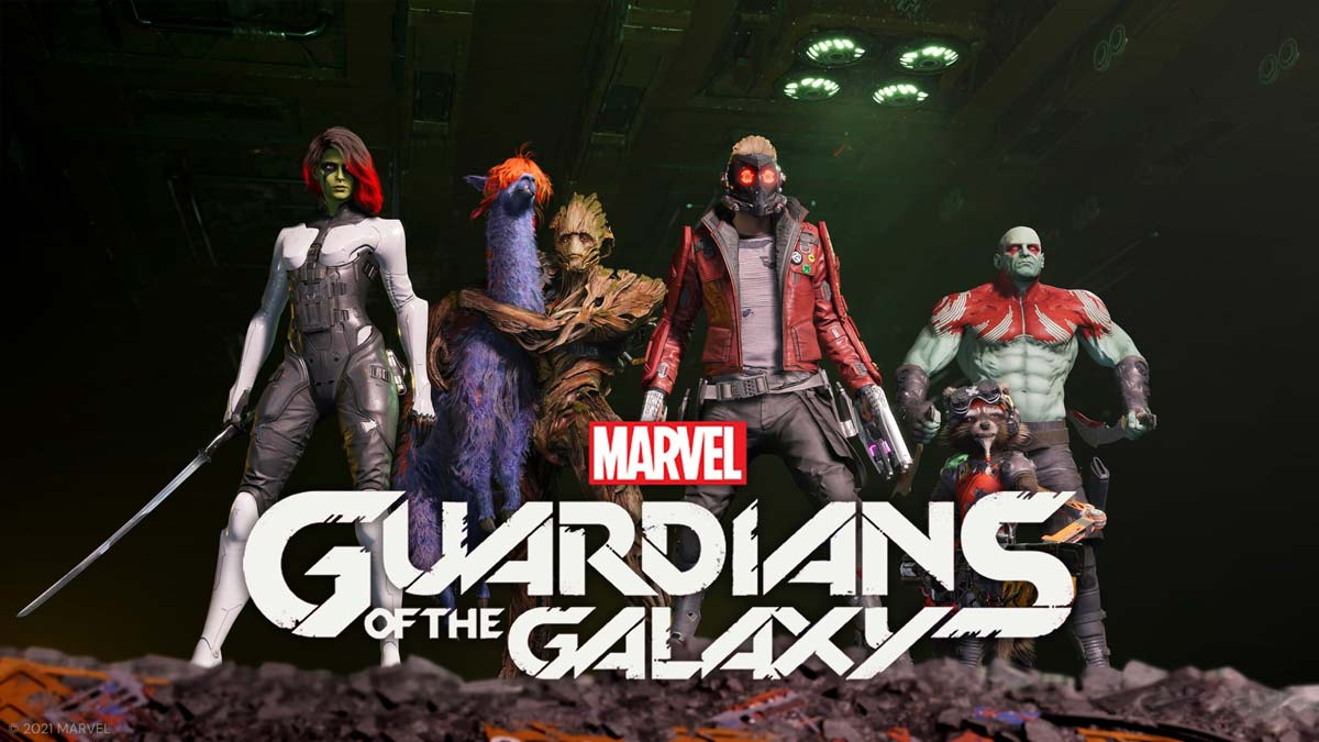 Marvel's Guardians of the Galaxy AR Steam Gift