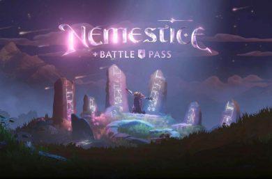 Nemestice Battle Pass AR Steam Gift