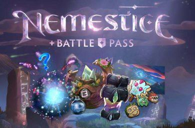 Nemestice Battle Pass TR Steam Gift
