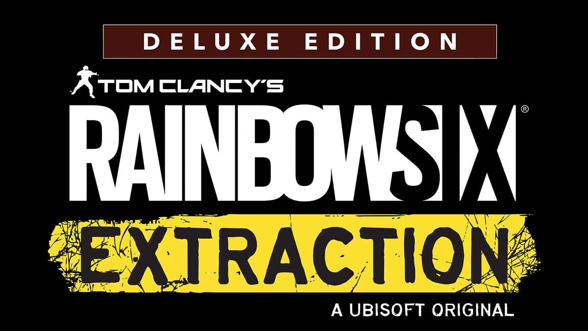 Rainbow Six Extraction Deluxe RU Epic Games Direct