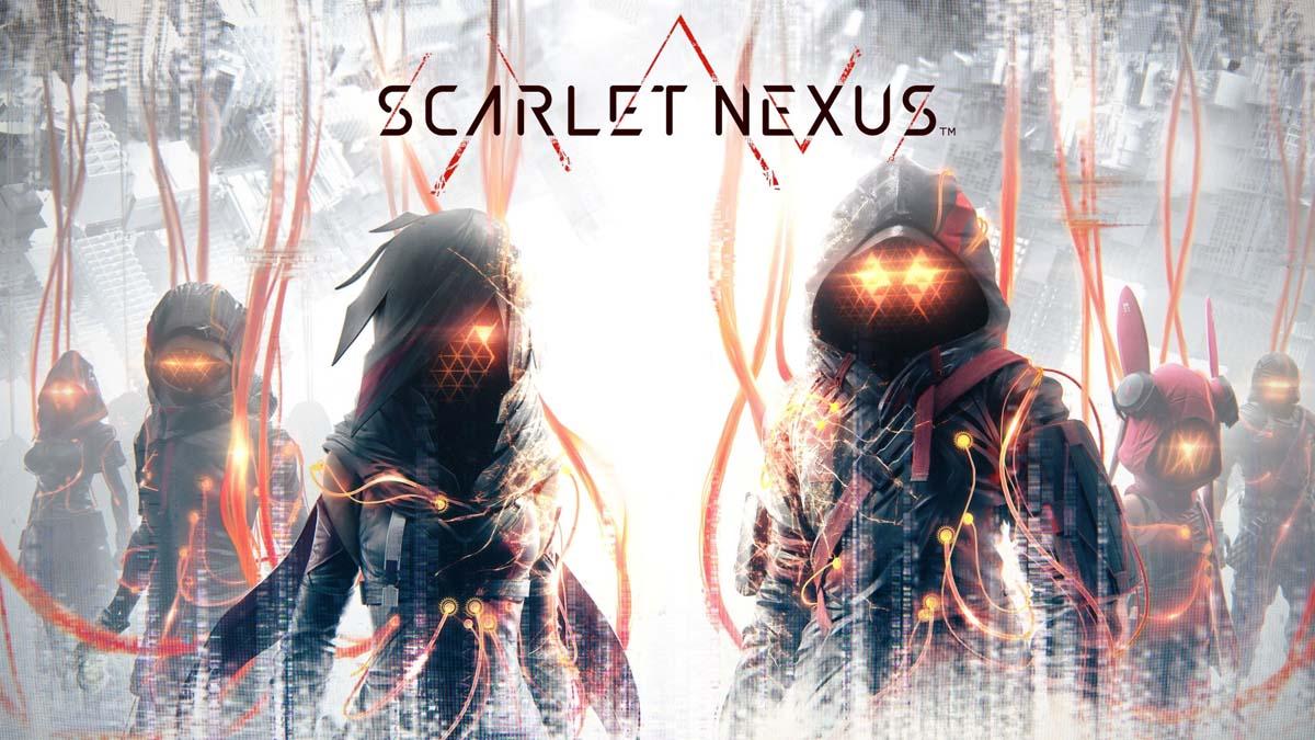 Scarlet Nexus AR Steam Gift