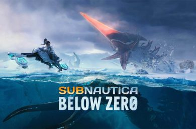 Subnautica Below Zero RU Epic Games Direct