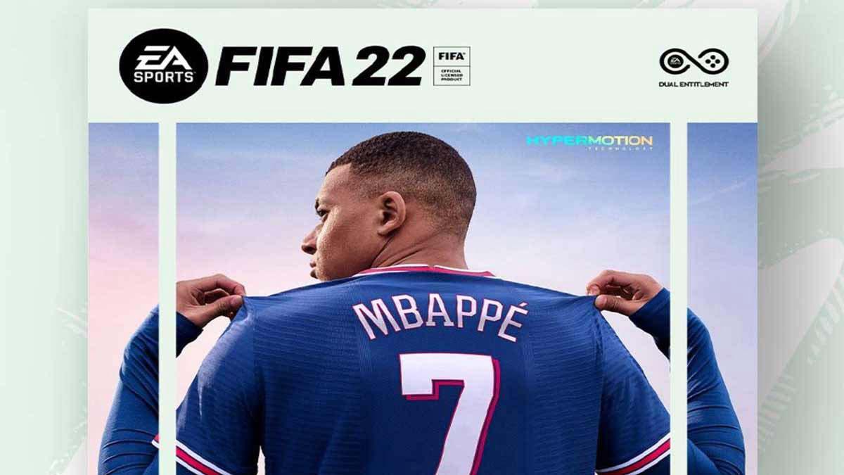 FIFA 22 Origin CD Key