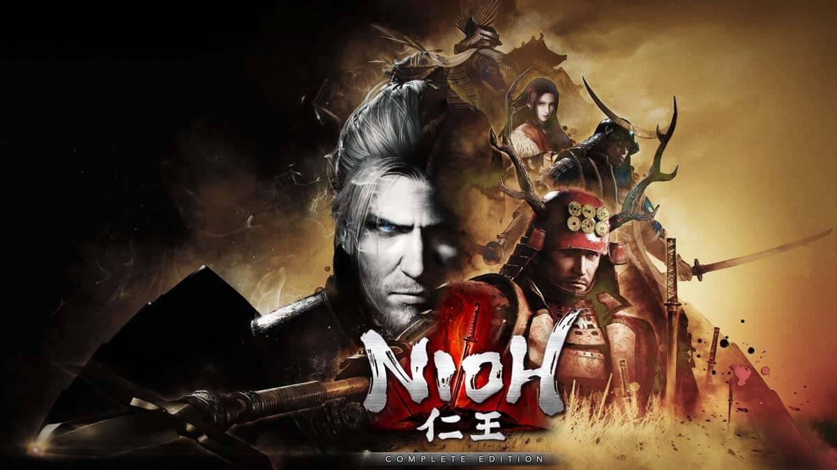 Nioh Complete Edition AR Steam Gift